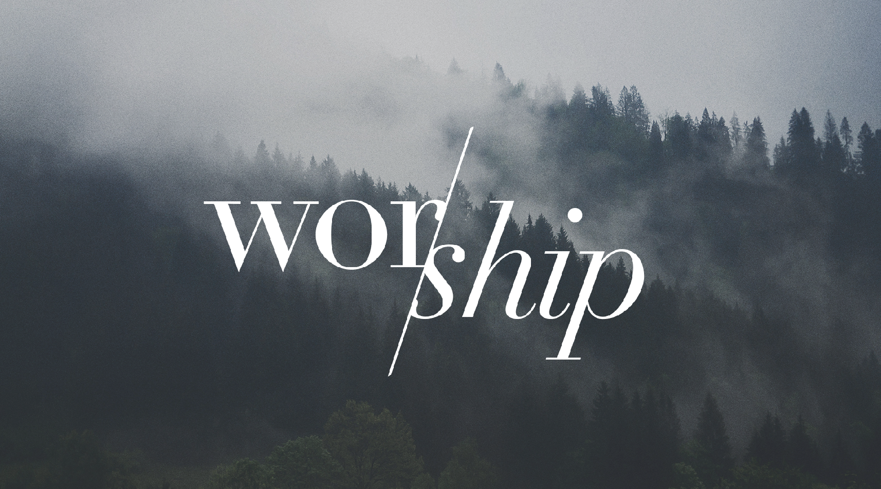 Worship Experience @ 8am & 11am (Sanctuary)