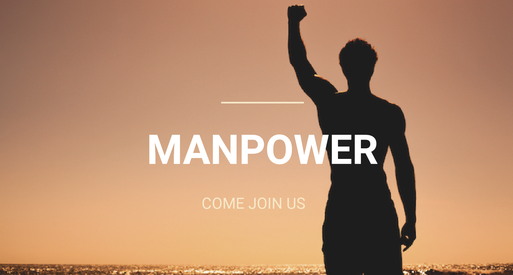 Manpower @9am (Room 105)